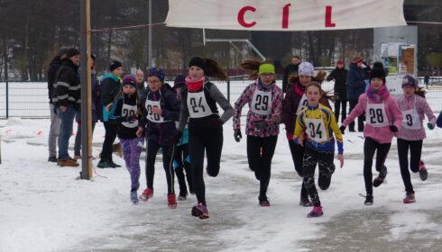 běh,, sportovní akce, chebská běžecká zima, charitativní běh, zimní běh,