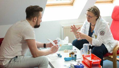 Zapůjčujeme našim členům inhalační a fyzioterapeutické pomůcky